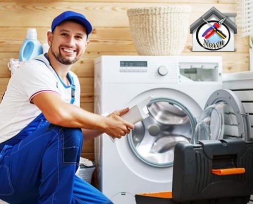 ارورهای ماشین لباسشویی فریجیدر